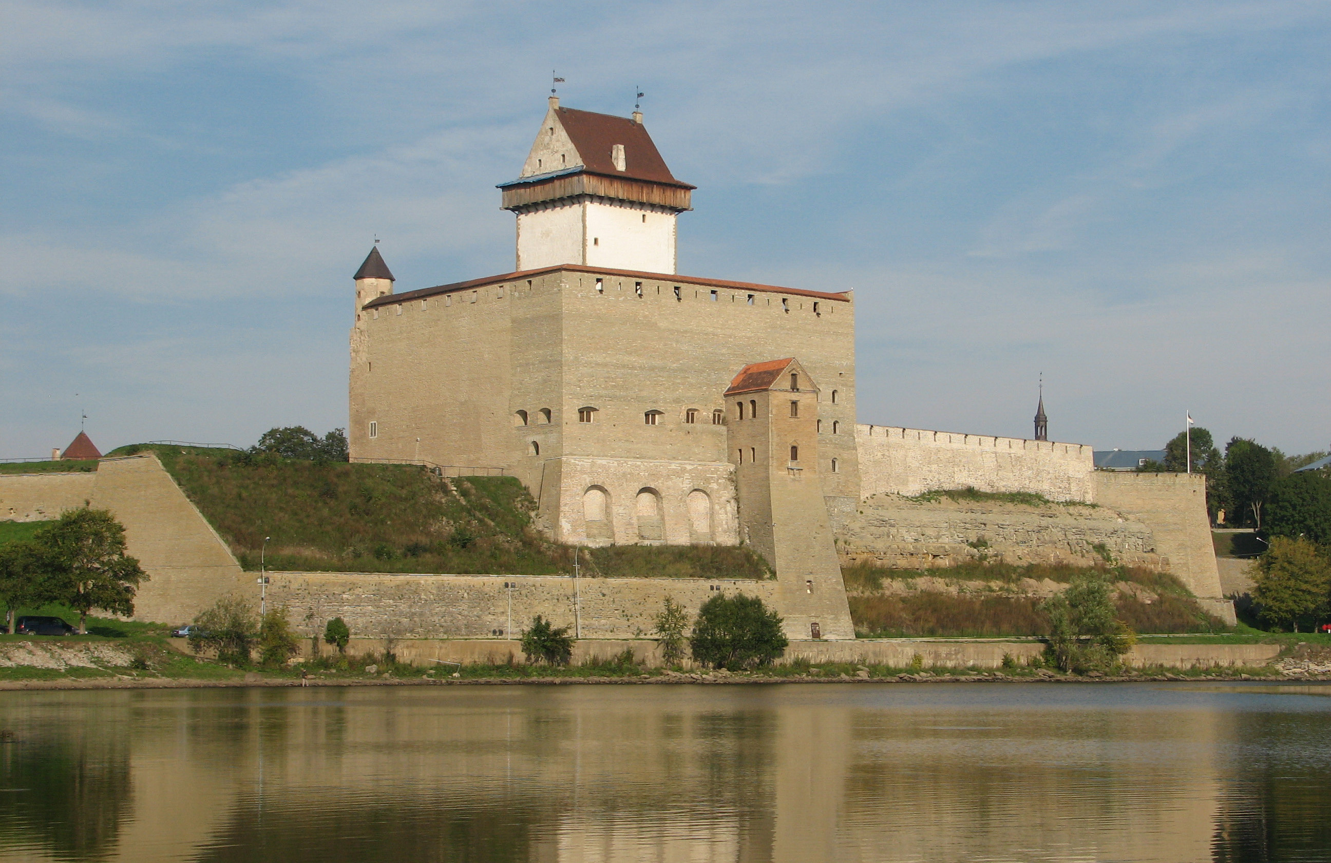Narva Castle - The Association of Castles and Museums around the ...